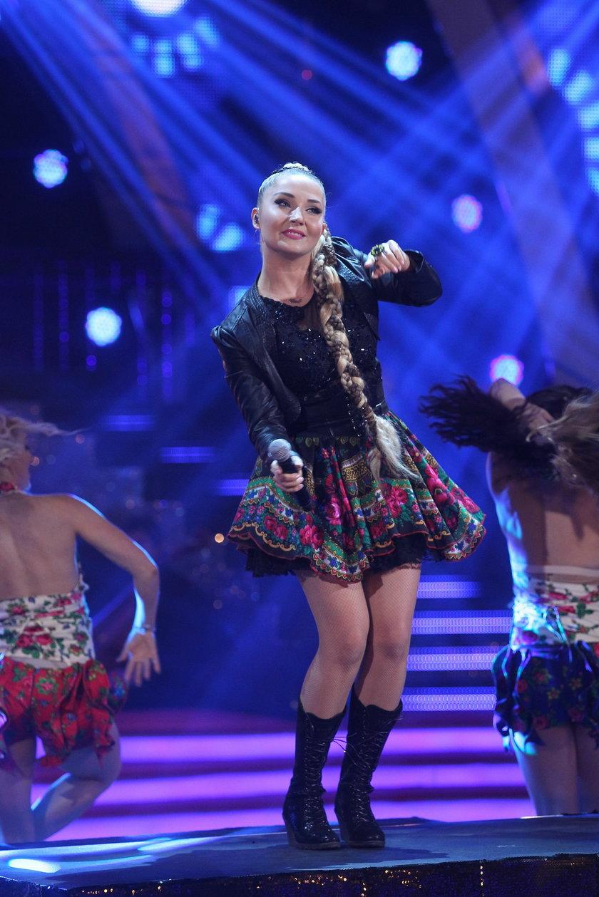 Cleo na scenie