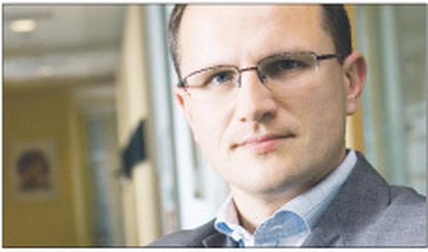 Marcin Chomiuk, dyrektor PricewaterhouseCoopers
