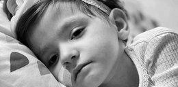 Nie żyje 3-letnia Hania z Kielc. Dziewczynka przegrała walkę z ciężką chorobą