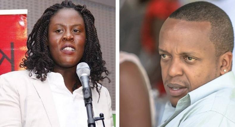 Winnie Odinga in ugly twitter fight with activist Benji Ndolo