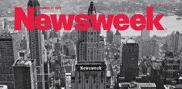 """Tak wygląda ostatnia okładka """"Newsweeka"""""""