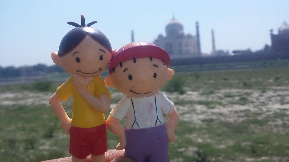 Bolek i Lolek nad Gangesem