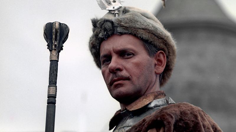 """Pan Wołodyjowski"": kadr"