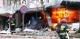 Wielka eksplozja w Świnoujściu. Są ranni