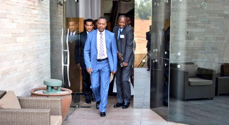DCI arrests Kenya Ports Authority MD Daniel Manduku over corruption
