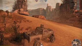 Crossout - już graliśmy. Mad Max spotyka Besiege i razem grają w World of Tanks