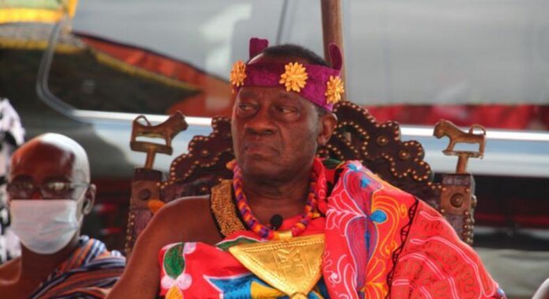 Daasebre Prof Emeritus Oti Boateng