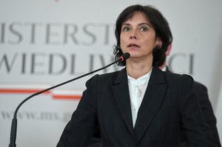 Anna Dalkowska odchodzi z MS. Zastąpi ją Katarzyna Frydrych