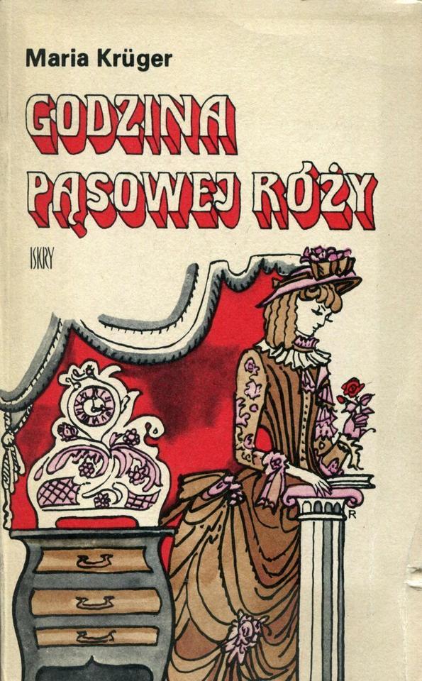 """Maria Krüger, """"Godzina pąsowej róży"""" (1960)"""