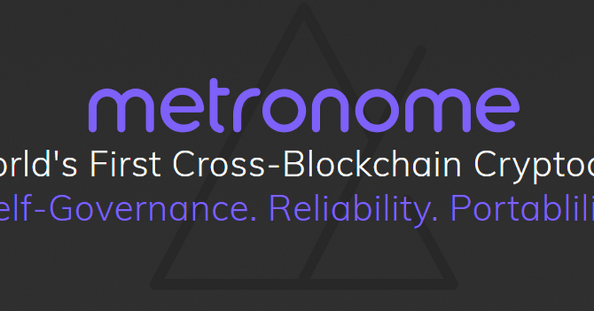 Metronome ma dawać właścicielom możliwość przenoszenia coinów pomiędzy różnymi blockchainami