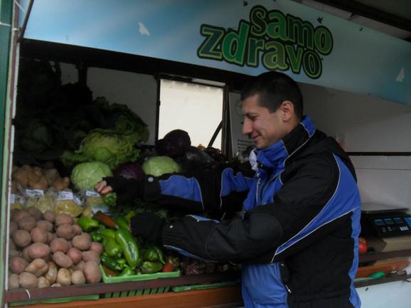 Vera u izlečenje i promena načina života i ishrane:Darko Stojaković