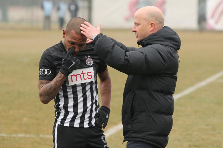 FK Rad, FK Partizan