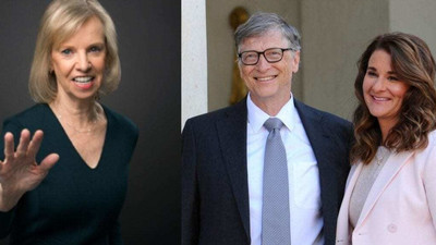 Bill Gates leaves Melinda at home every year to spend good time with 70-year-old ex-lover