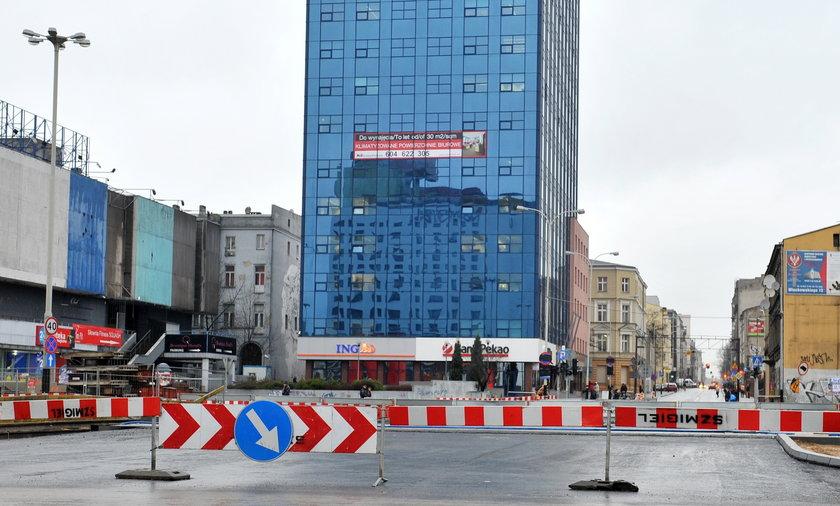 Otworzą skrzyżowanie w Łodzi