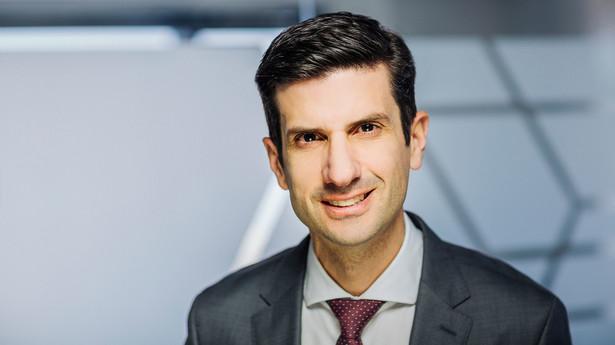 Dimitri Gitas, dyrektor zarządzający MSD Polska