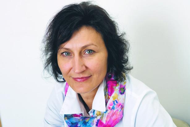 Jadwiga Sztabińska, redaktor naczelna