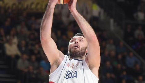 PRED NASTAVAK KVALIFIKACIJA ZA MUNDOBASKET Mačvan za Blicsport: U Frankfurtu će nam biti kao u Srbiji