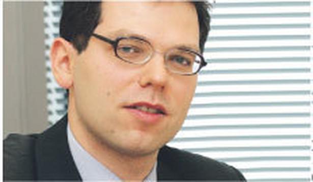 Jerzy Martini, doradca podatkowy, Baker & McKenzie Fot. Marek Matusiak
