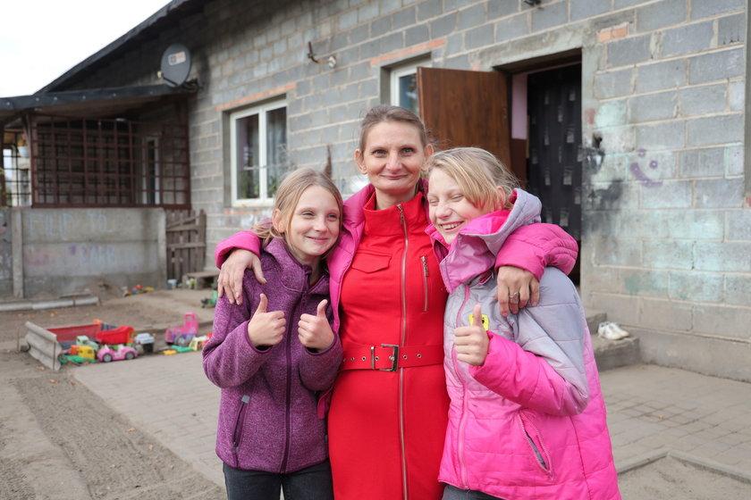 Matka piętnaściorga dzieci otrzyma nowy dom