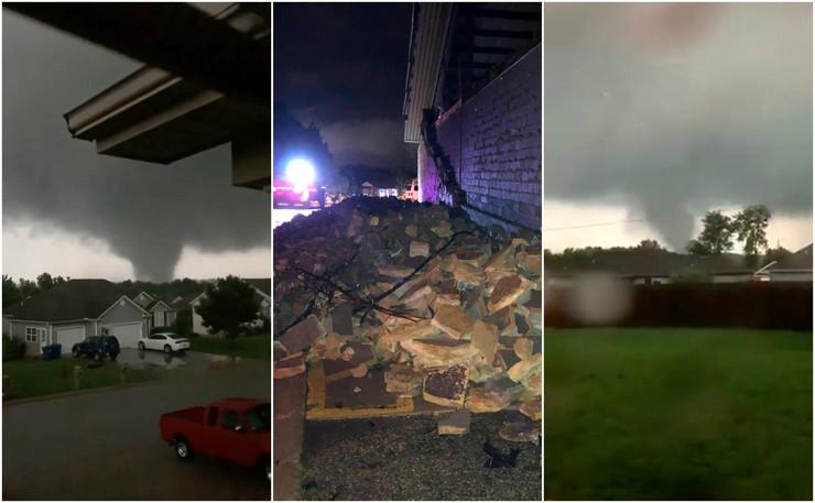 tornado kombo