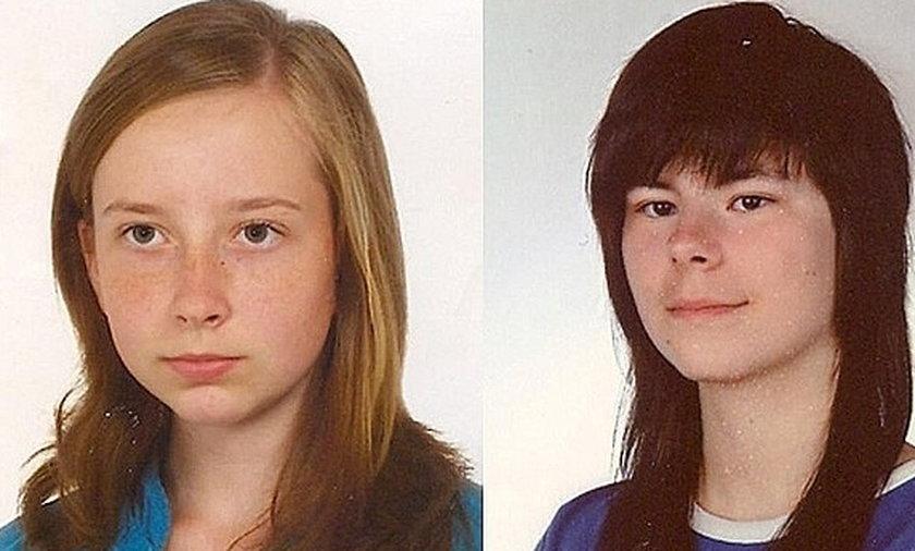zaginione nastolatki