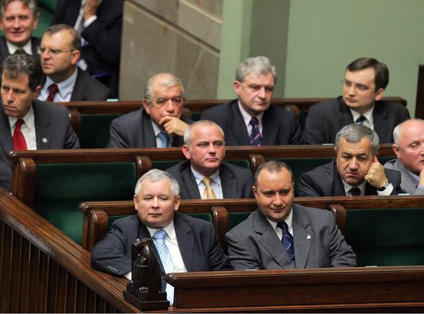 Ministrowie Kaczyńskiego