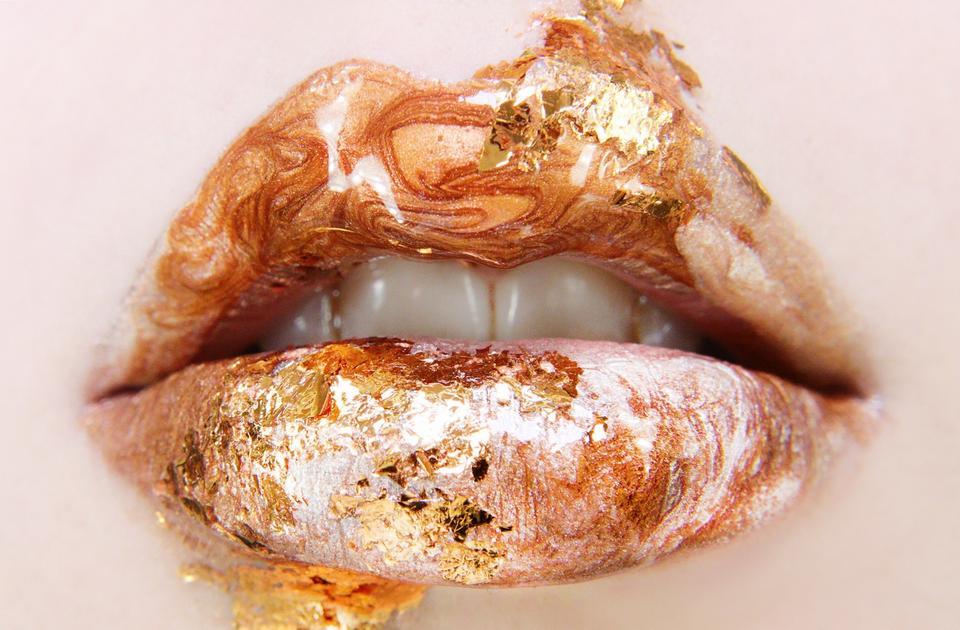 Walentynkowe usta: Golden Girls