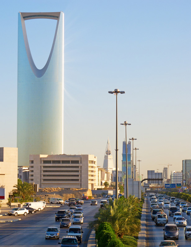 Rijad, stolica Arabii Saudyjskiej