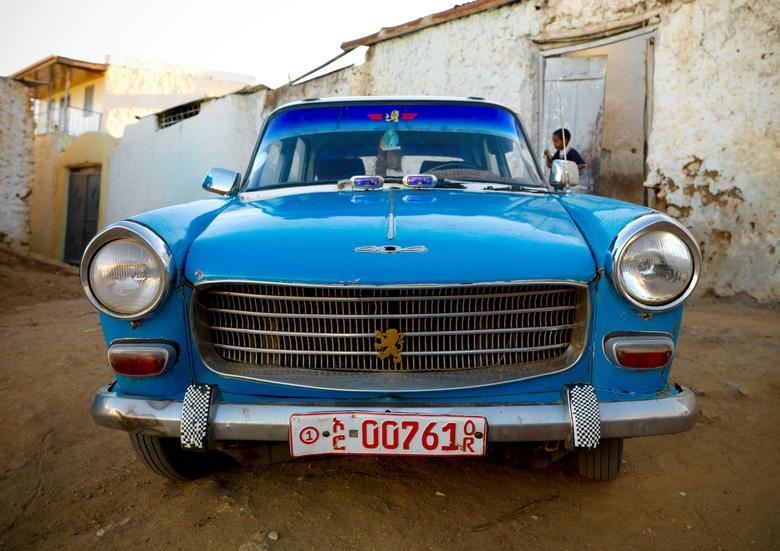 Peugeot 404, fot. Agencja BEW