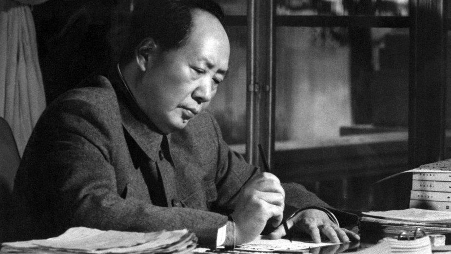 Mao Zedong, 1966 r.