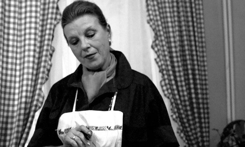 Eugenia Herman nie żyje. Aktorka miała 91 lat