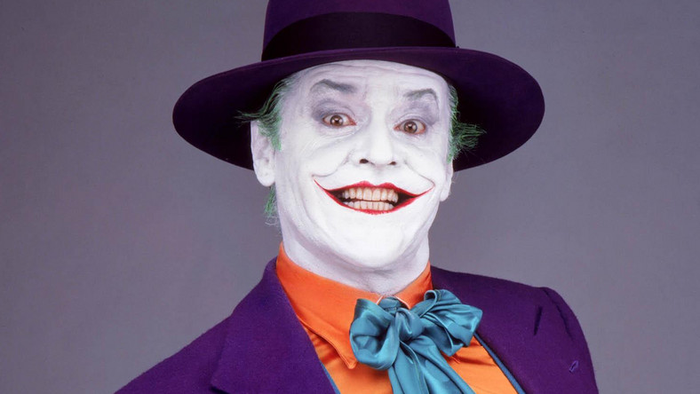 Jack Nicholson jako Joker