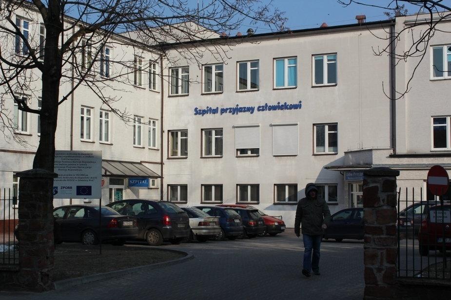 Zduńskowolski szpital