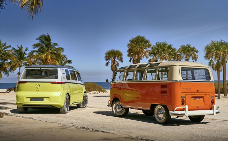 Volkswagen I.D. BUZZ i T1