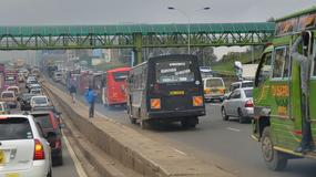 Matatu - muzyczne busy na ulicach Nairobi, stolicy Kenii