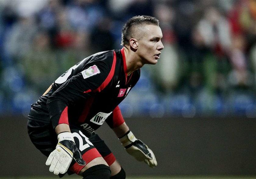 Napastnik Polonii Bytom Jakub Świerczok i bramkarz Górnika Zabrze Łukasz Skorupski mogą już zimą trafić do Wisły