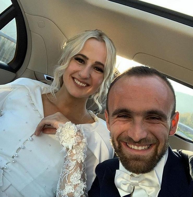 Amel Tuka i Amina Pivić