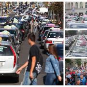 taksisti protest 3 dan kombo