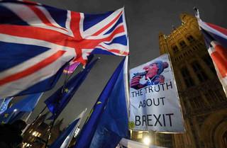 Zima nadeszła: Brexit najtwardszy z możliwych