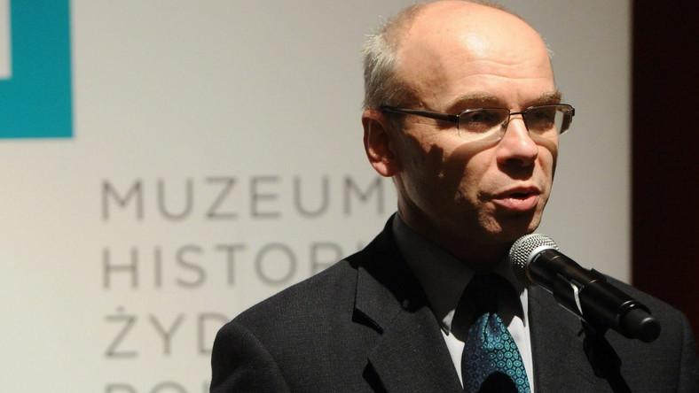 Prof. Dariusz Stola