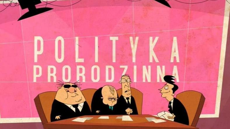 Paweł Kowal przedstawia: Polityka prorodzinna