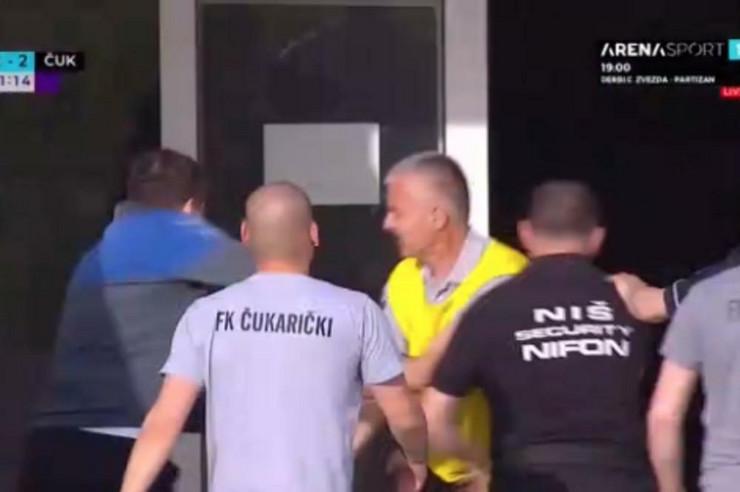 FK Radnički, FK Čukarički