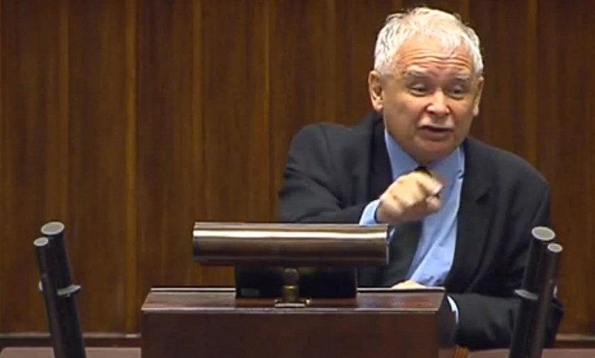 Komisja etyki zajmie się Jarosławem Kaczyńskim