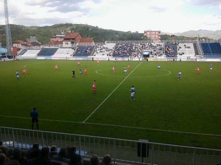 FK Novi Pazar, FK Borac