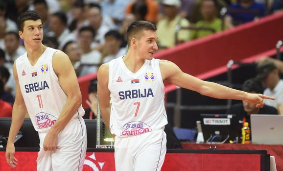 Bogdan Bogdanović je uživao na terenu