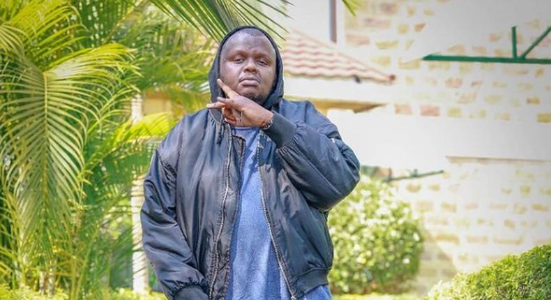 Kenyan Genge rapper Mejja