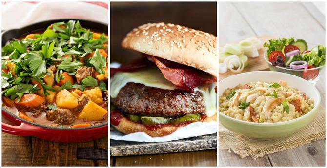 Paprikaš, burgeri i pilav su redovni na našem meniju