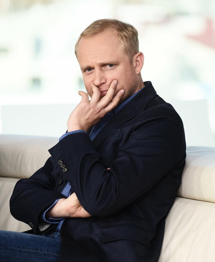 Piotr Adamczyk ma kryzys wieku średniego