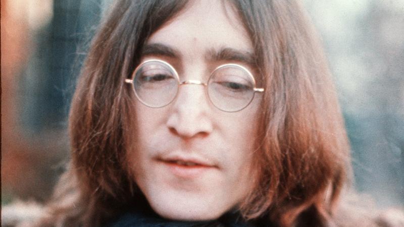 John Lennon i Yoko Ono w 1969 roku (fot. Bulls Press)