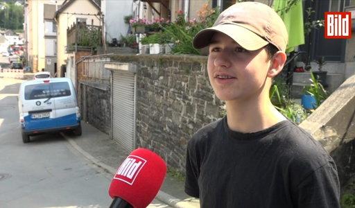 Nastolatek z Polski bohaterem w Niemczech. Dramatyczne nagranie obiegło największe portale